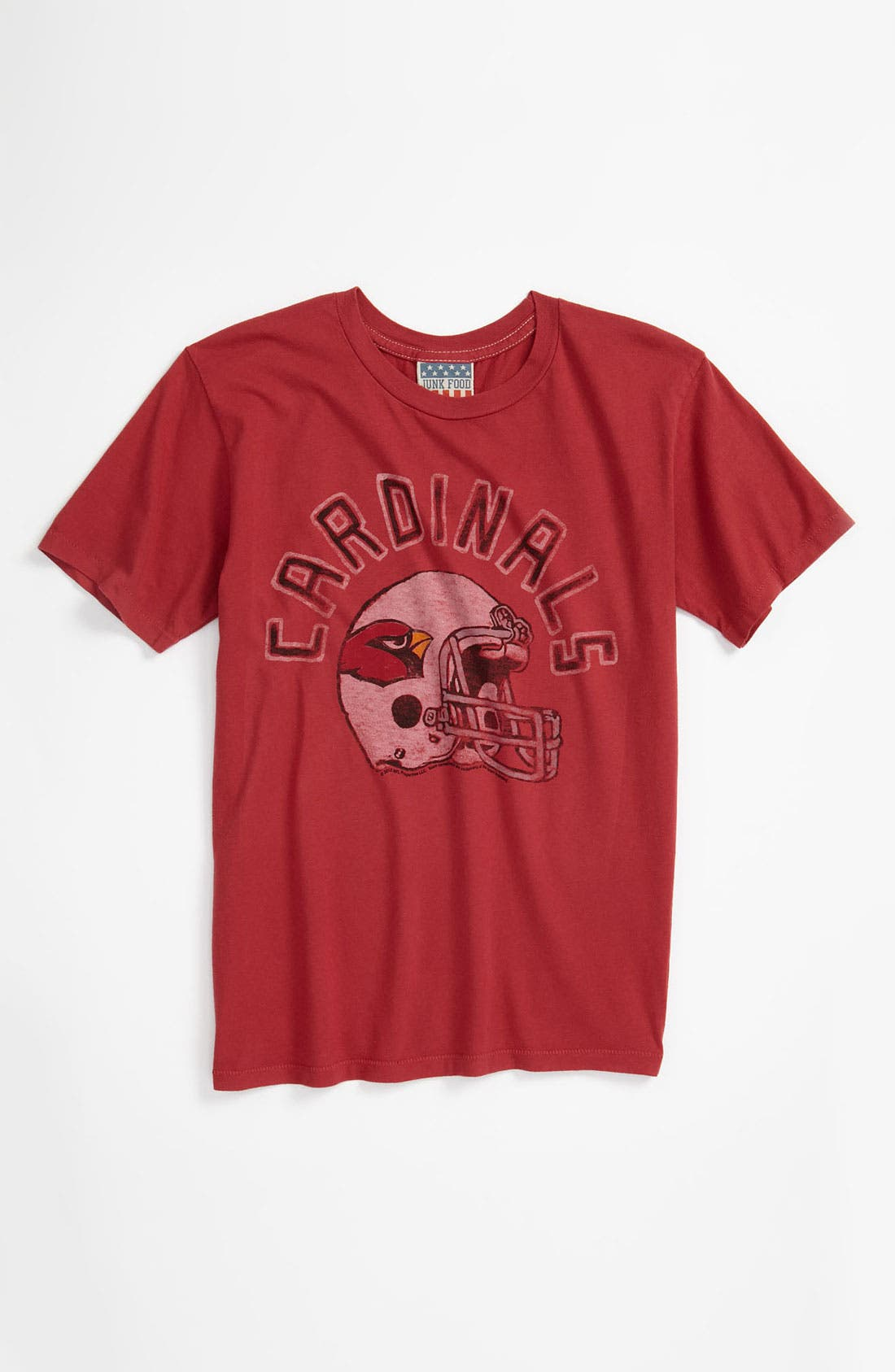 Main Image - Junk Food 'Arizona Cardinals' T-Shirt (Little Boys & Big Boys)
