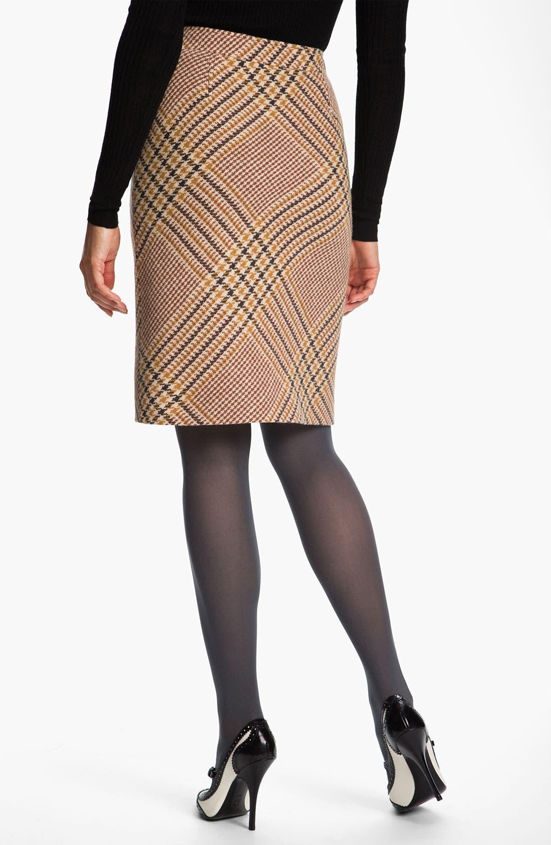 Alternate Image 2  - Tory Burch 'Jasmine' Pencil Skirt