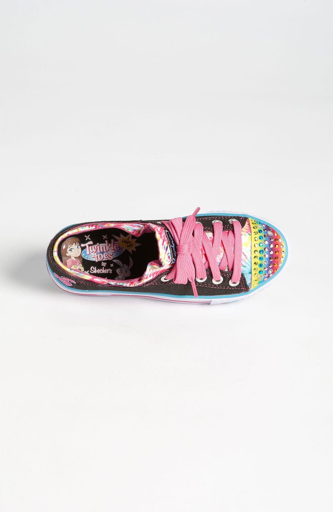 Alternate Image 3  - SKECHERS 'Shuffle Ups - Much Love' Sneaker (Toddler & Little Kid)