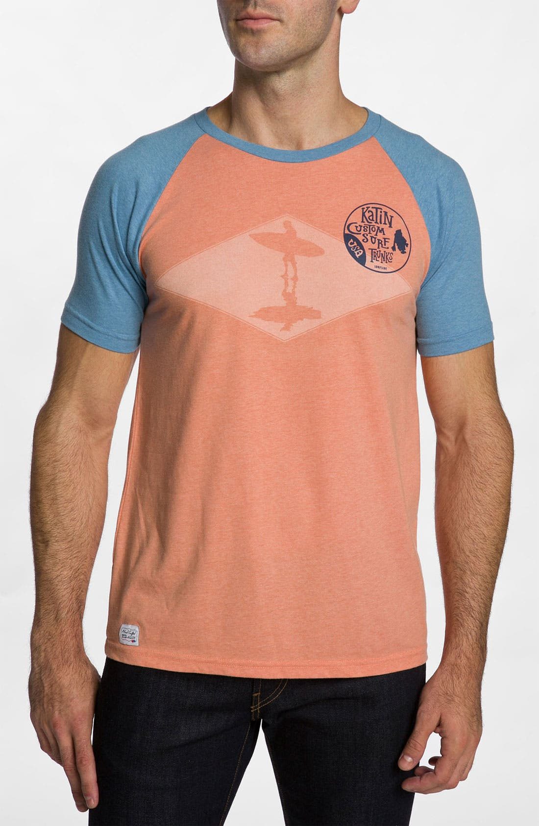 Alternate Image 1 Selected - Katin 'Durham' Graphic T-Shirt