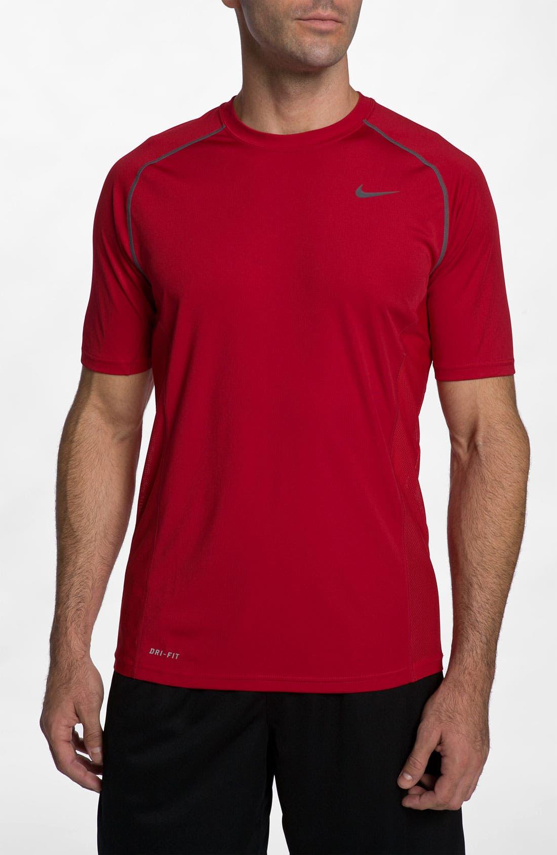 Alternate Image 1 Selected - Nike 'Speed Legend 2.0' T-Shirt