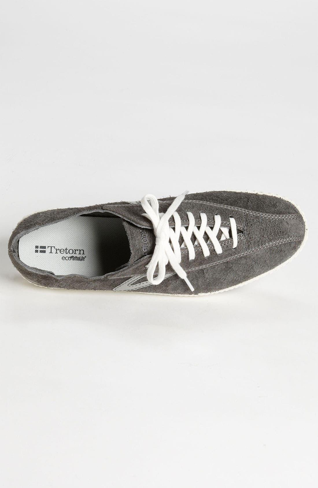 Alternate Image 3  - Tretorn 'Nylite' Reverse Leather Sneaker