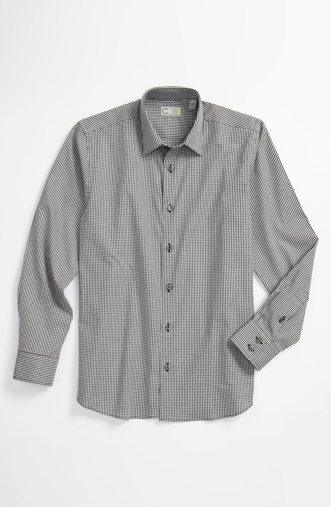 Alternate Image 1 Selected - C2 by Calibrate 'Carter' Dress Shirt (Big Boys)