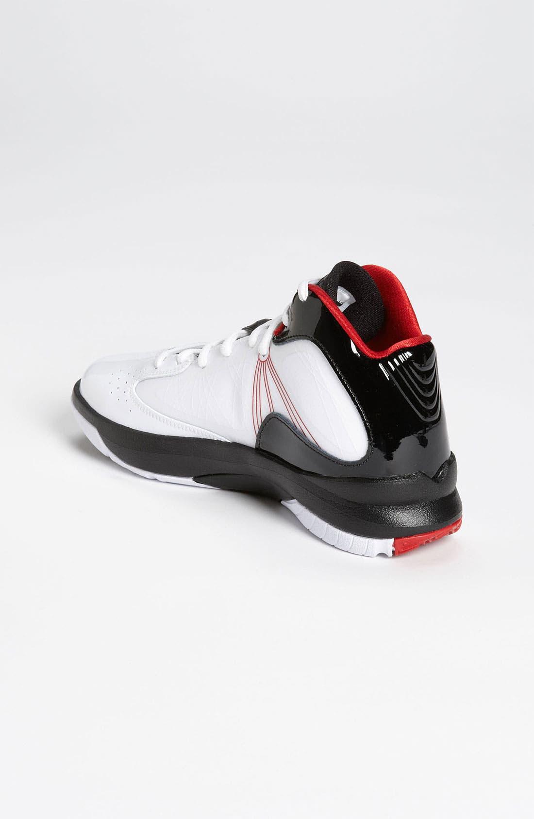 Alternate Image 2  - Nike 'Jordan Aero Flight' Sneaker (Big Kid)