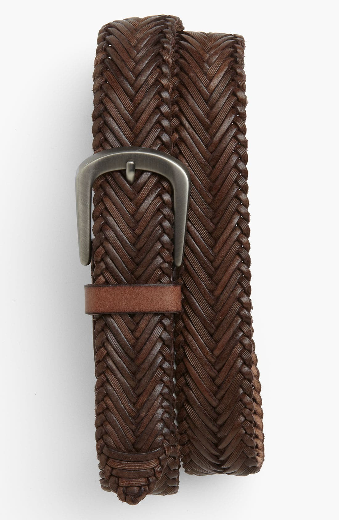 Alternate Image 1 Selected - Tommy Bahama 'Antonio' Braided Belt