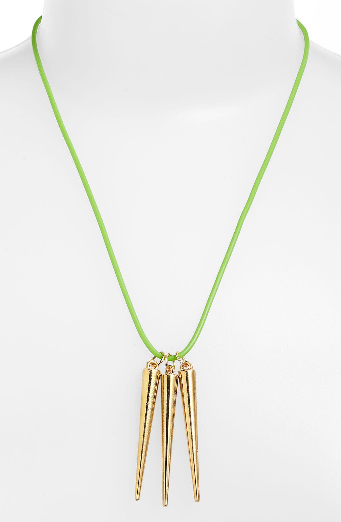Main Image - Gelley Spike Necklace