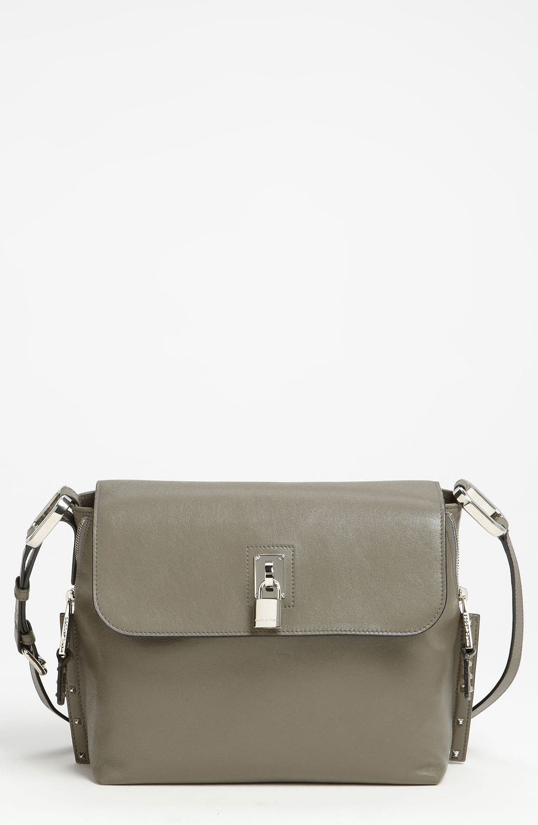 Main Image - MARC JACOBS 'Paradise Baxter' Lambskin Leather Crossbody Bag