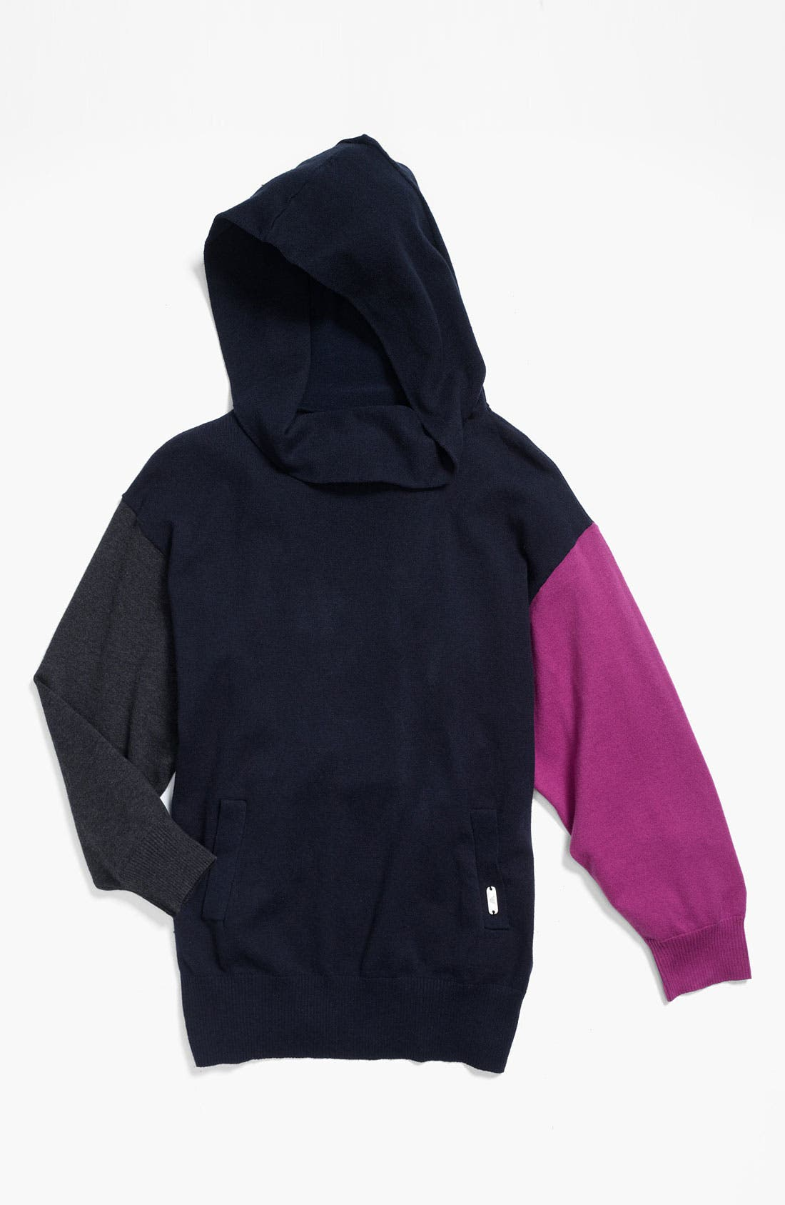 Main Image - Armani Junior Hoodie (Big Girls)