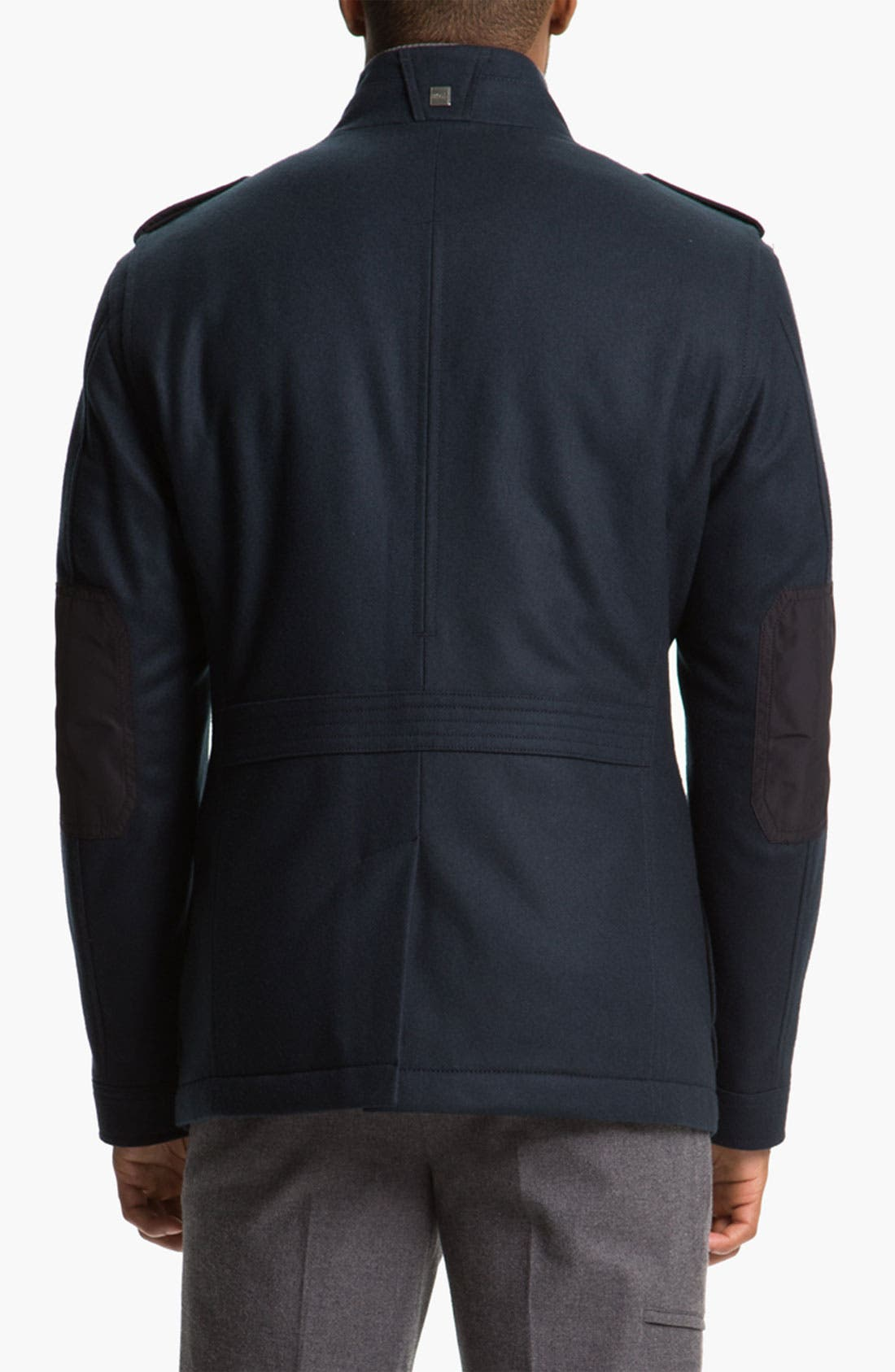 Alternate Image 2  - BOSS Black 'Ciffom' Wool Jacket