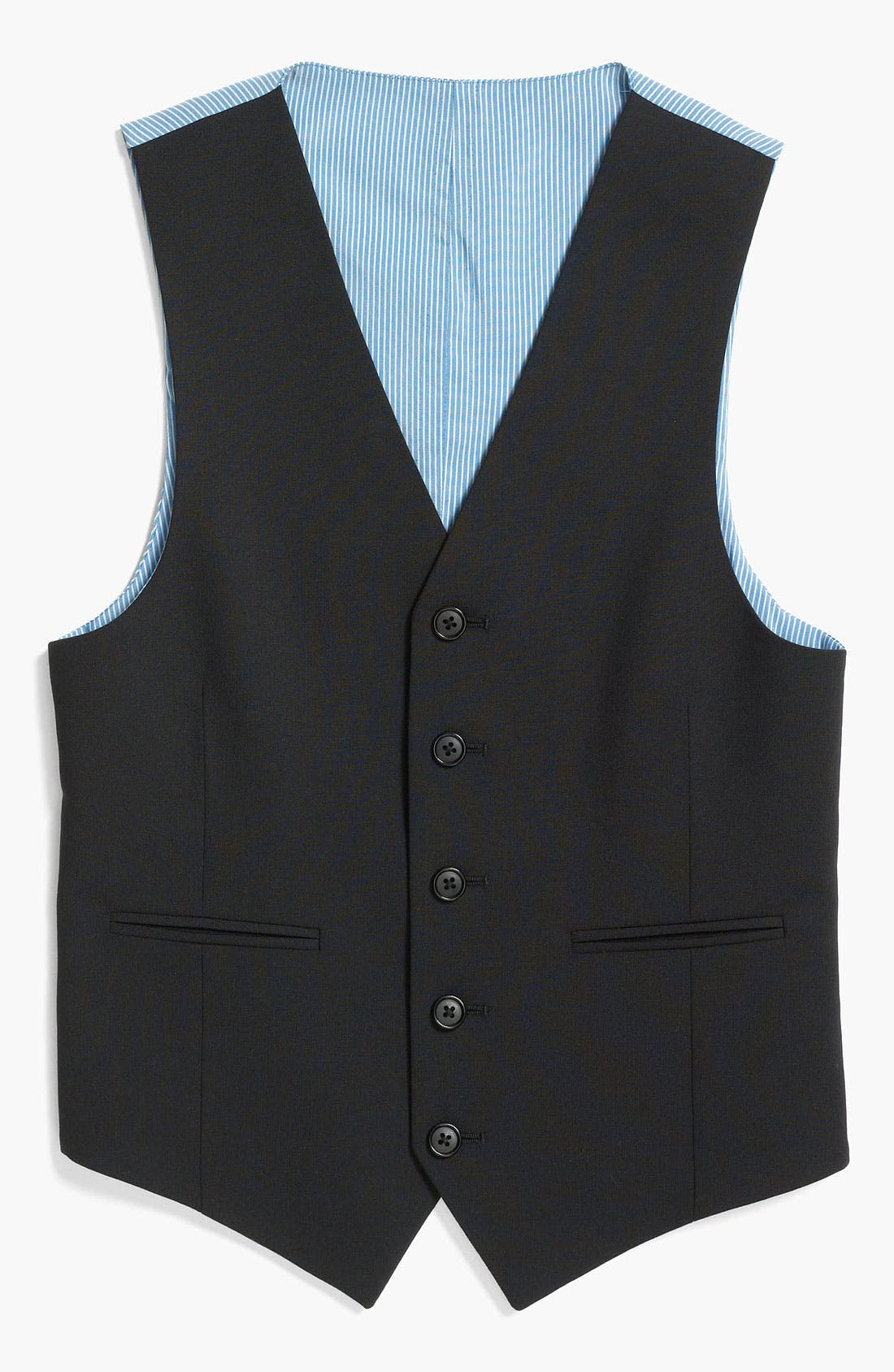 Alternate Image 1 Selected - Joseph Abboud Vest (Big Boys)