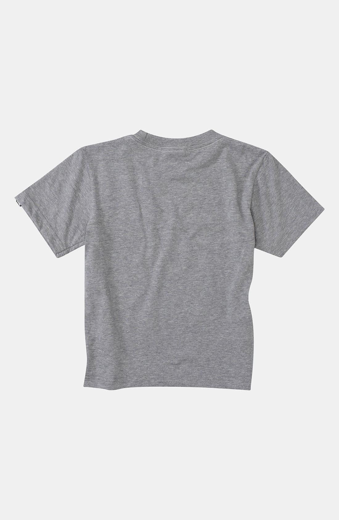 Alternate Image 2  - Quiksilver '3D Fake Out' T-Shirt (Little Boys)