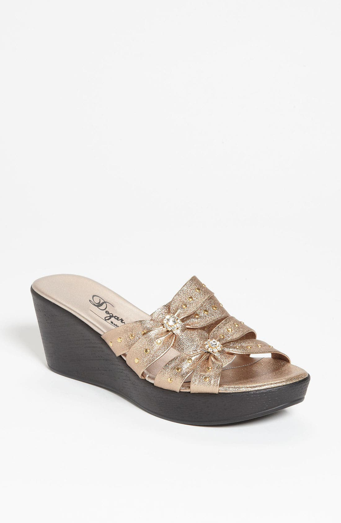 Alternate Image 1 Selected - Dezario 'Taline' Sandal (Special Purchase)