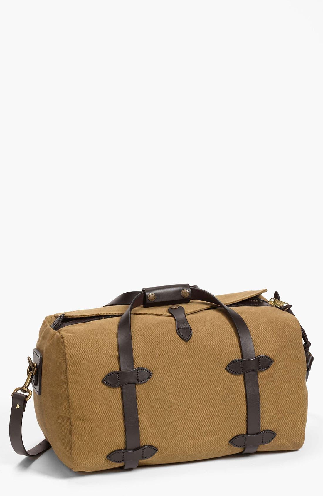 Alternate Image 1 Selected - Filson Small Duffel Bag
