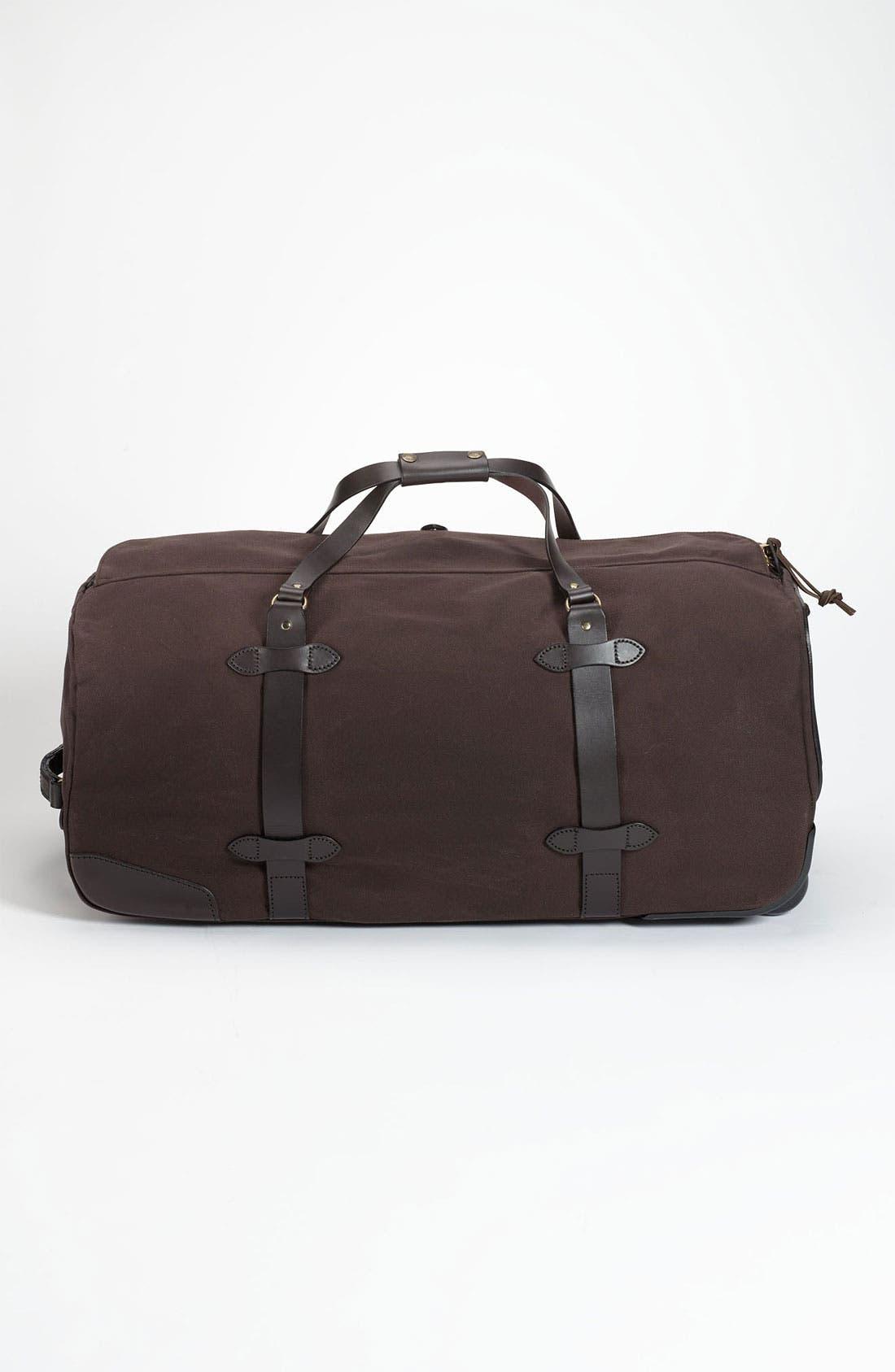 Alternate Image 2  - Filson Large Wheeled Duffel Bag