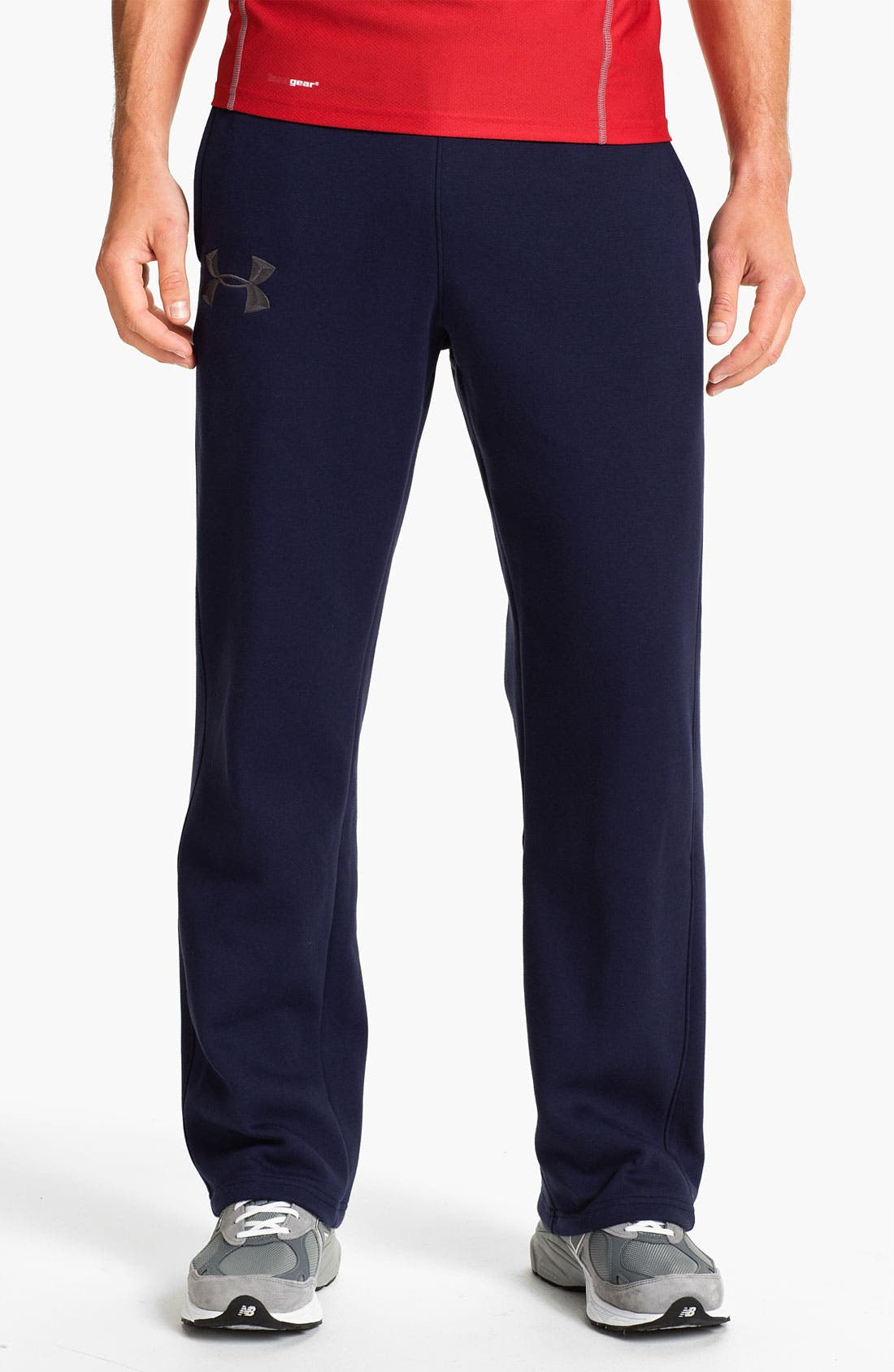 Main Image - Under Armour Charged Cotton® Storm Fleece Pants