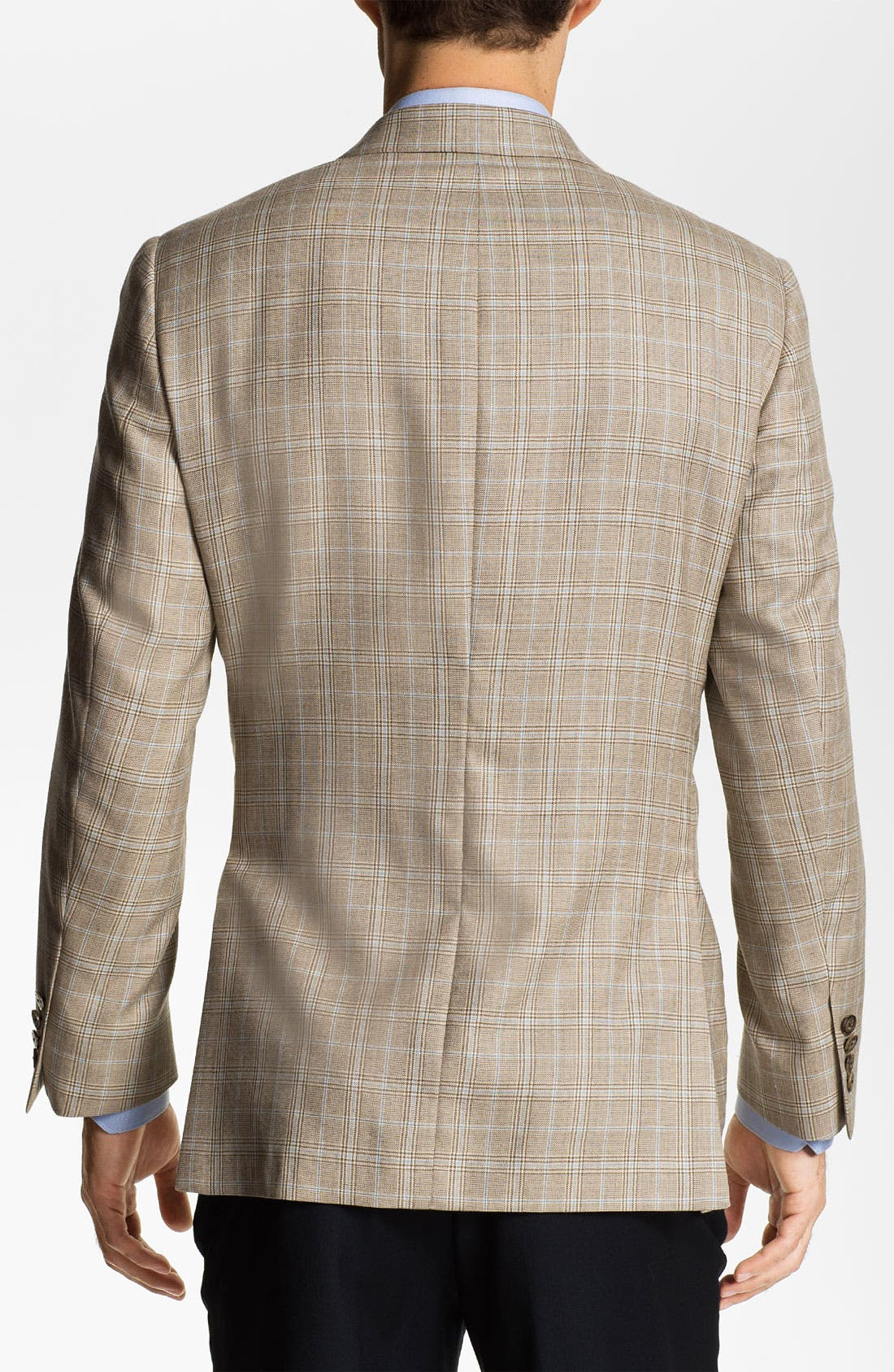 Alternate Image 2  - Samuelsohn Cashmere & Silk Sportcoat