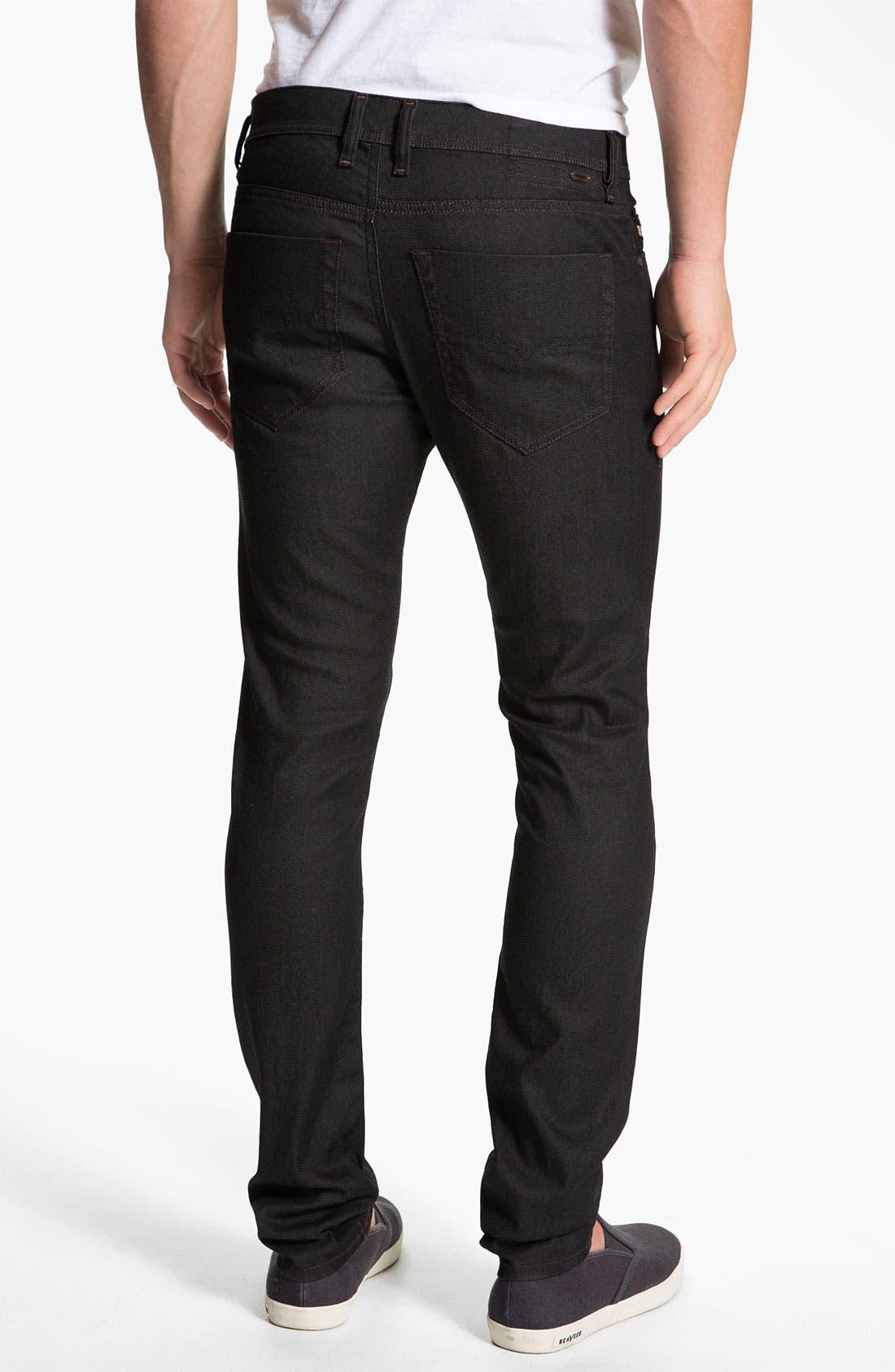 Alternate Image 1 Selected - DIESEL® 'Tepphar' Slim Tapered Leg Jeans (0800W)