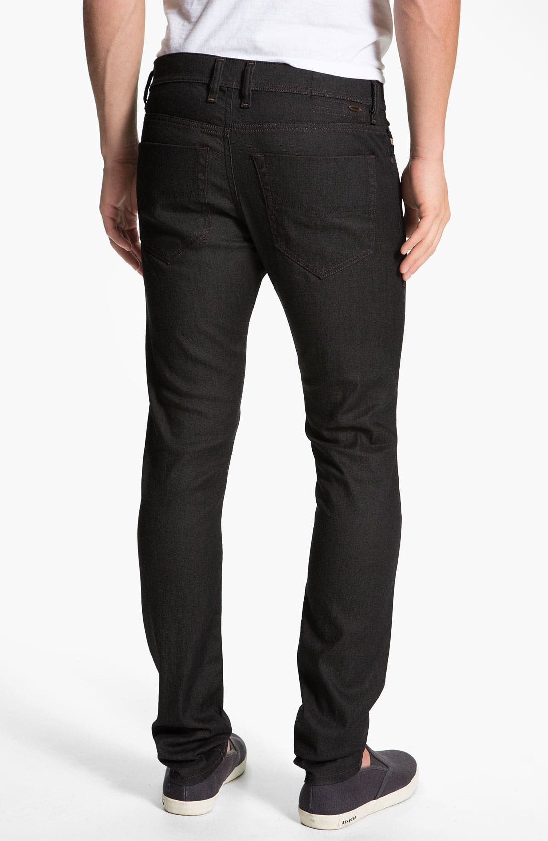 Main Image - DIESEL® 'Tepphar' Slim Tapered Leg Jeans (0800W)