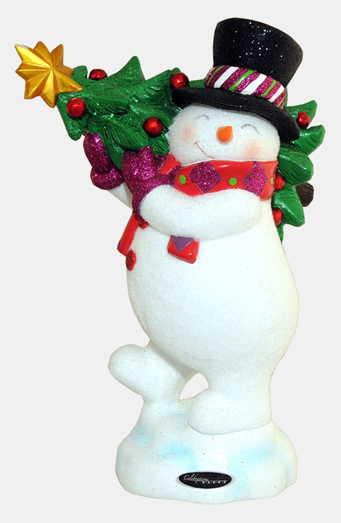Main Image - Christopher Radko Snowman Sculpture