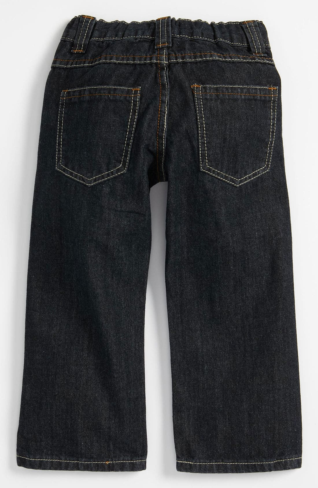 Main Image - Pumpkin Patch Straight Leg Jeans (Toddler)