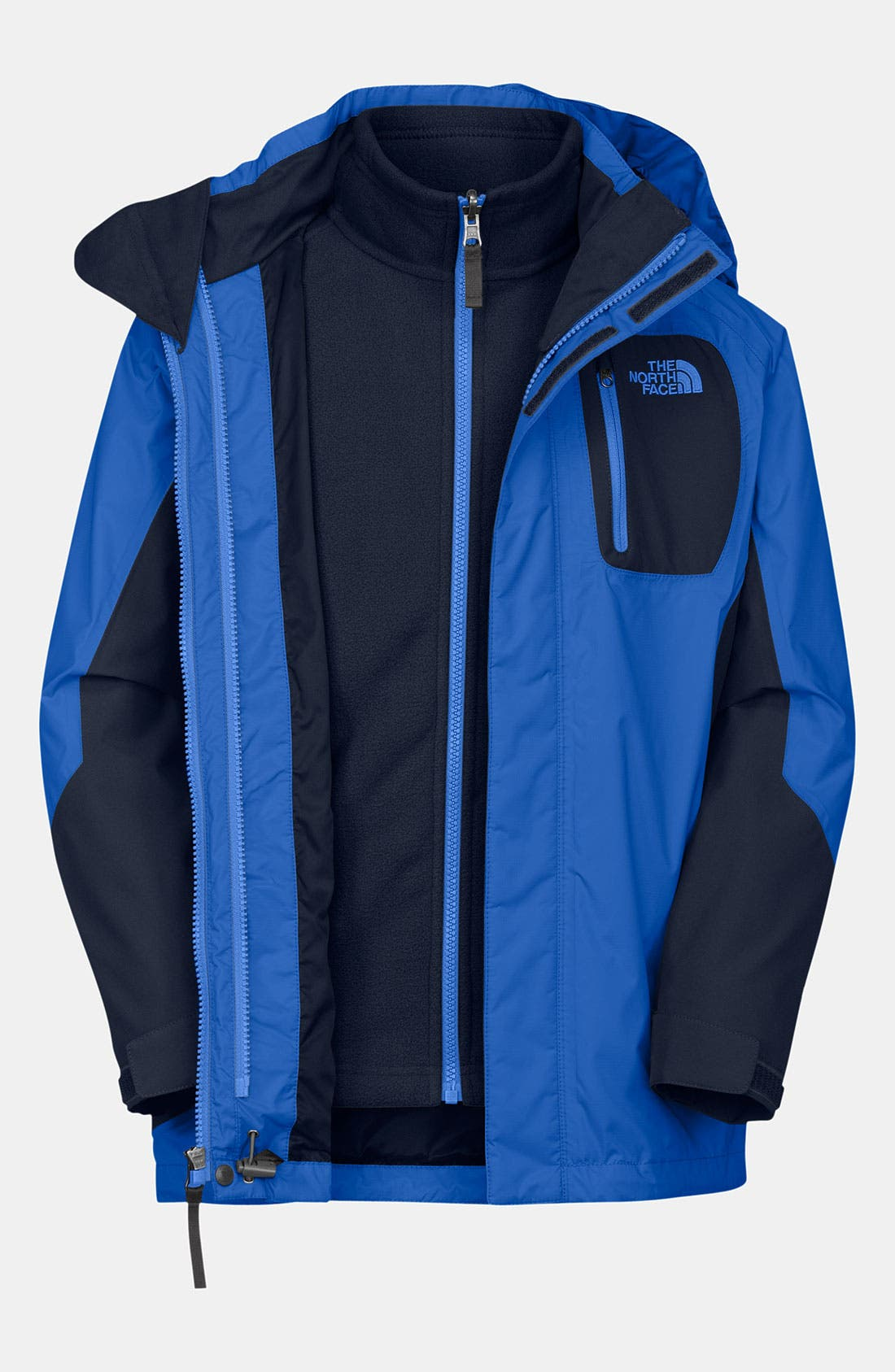 Alternate Image 1 Selected - The North Face 'Atlas' TriClimate® Jacket (Big Boys)