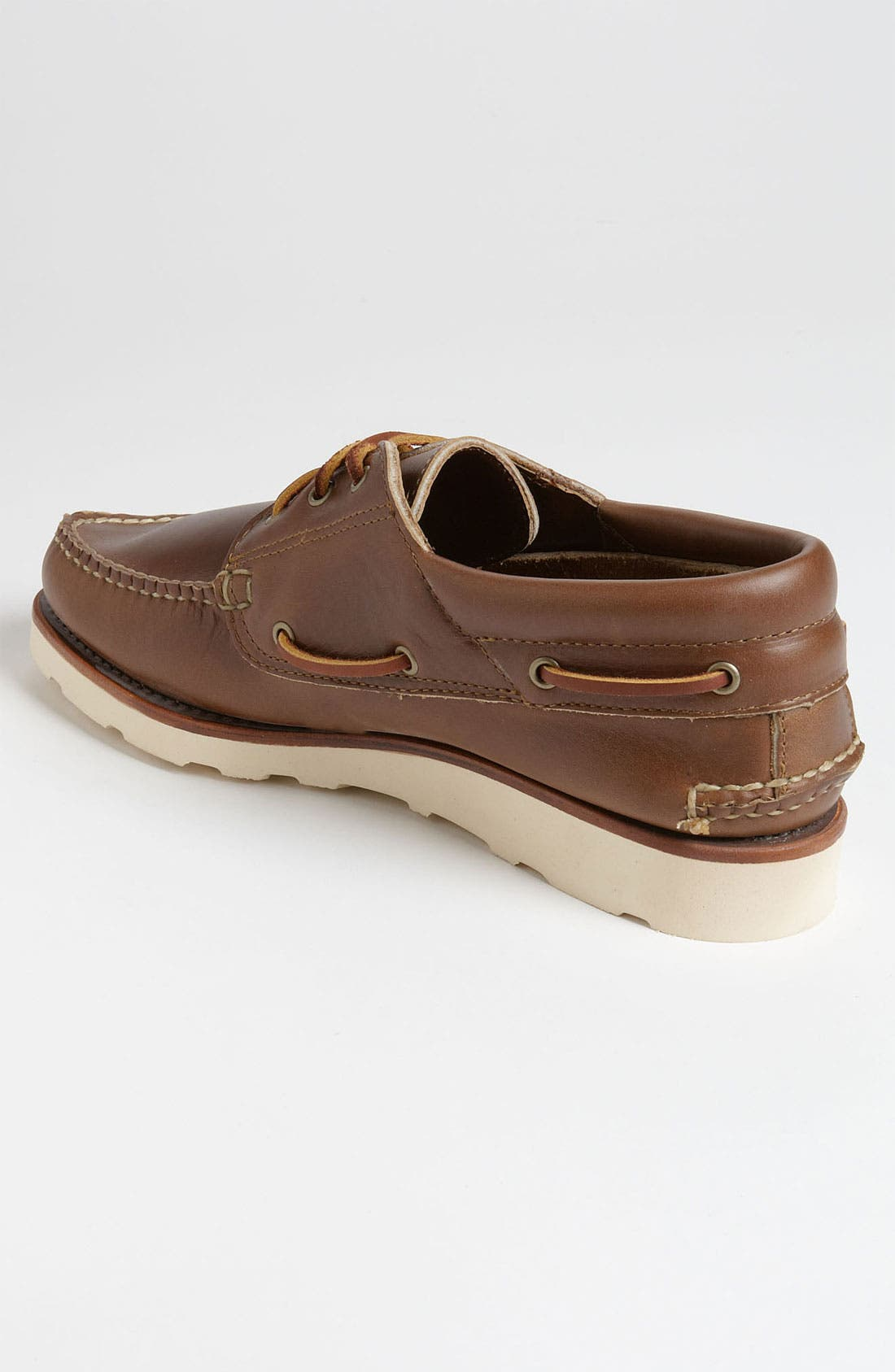Alternate Image 2  - Eastland Made in Maine 'Wiscasset USA' Boat Shoe (Online Only)