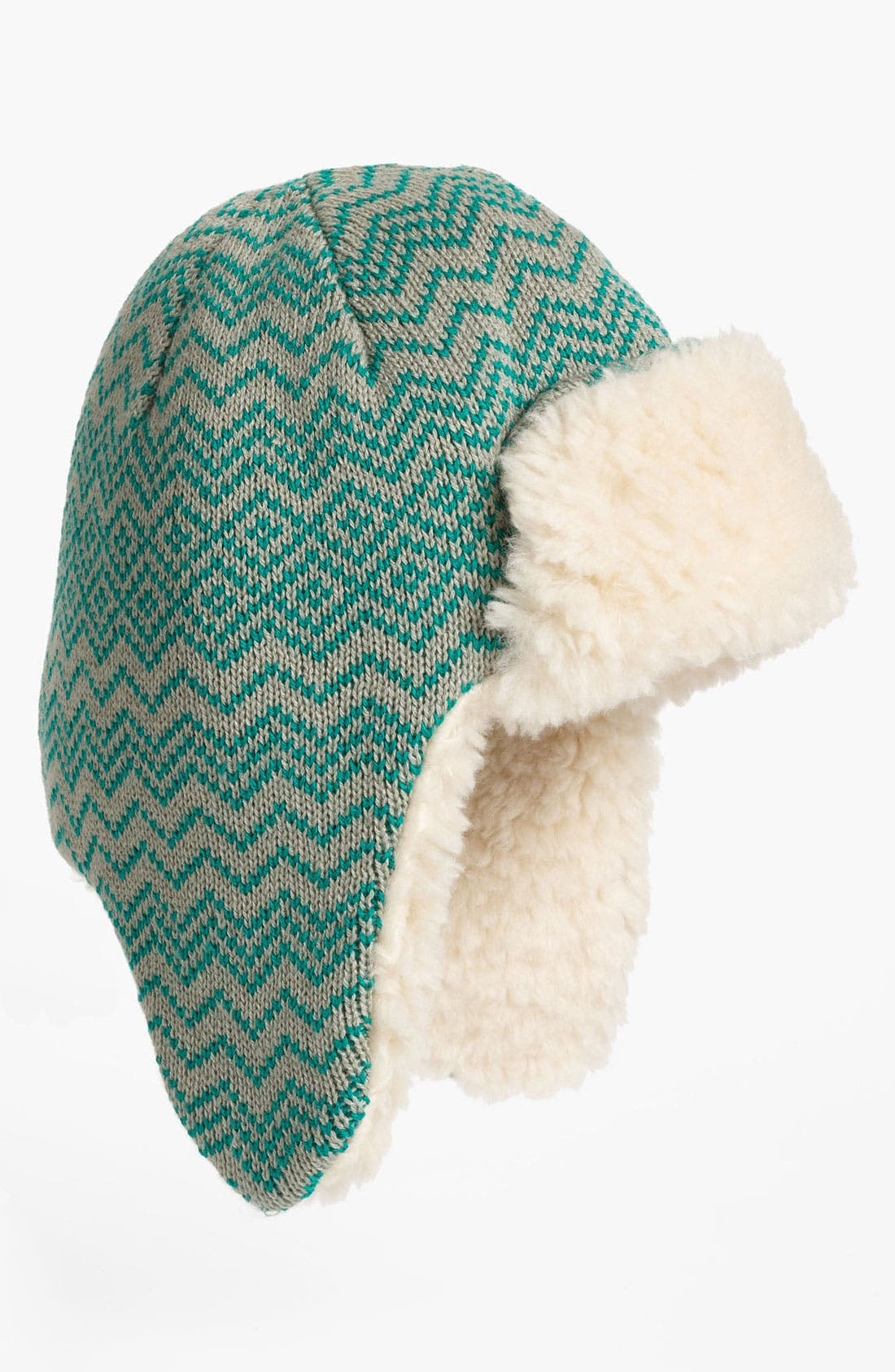 Alternate Image 1 Selected - Columbia 'Winter's March' Omni-Heat® Earflap Hat