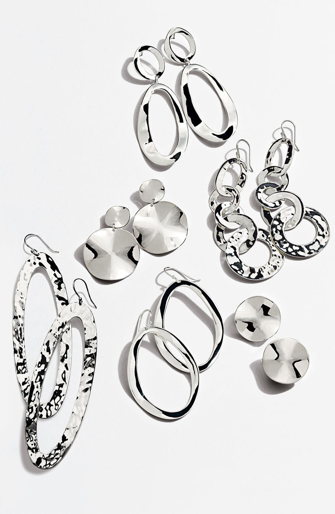 Alternate Image 3  - Ippolita Wavy Disc Earrings