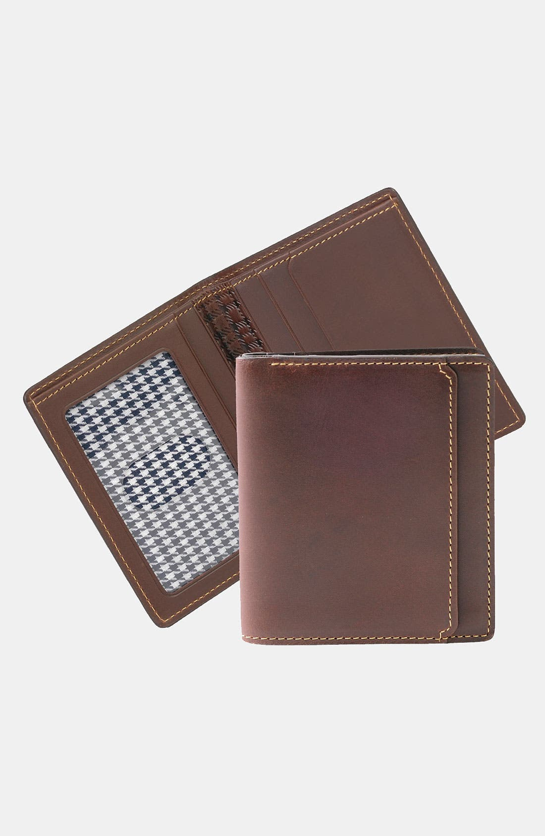 Alternate Image 1 Selected - Boconi 'Bryant' RFID Blocker Wallet