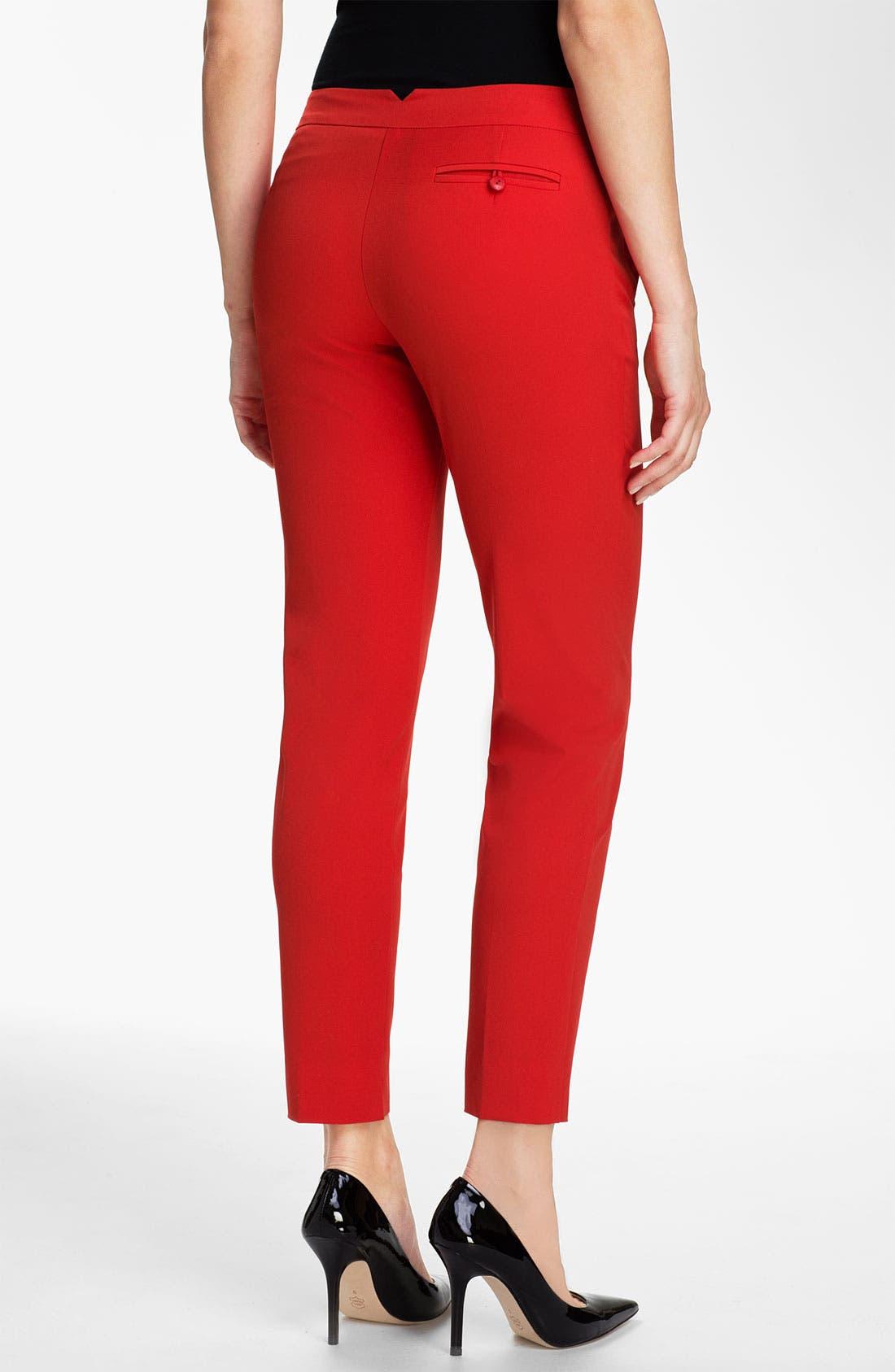 Alternate Image 2  - Trina Turk 'Solitaire' Skinny Pants