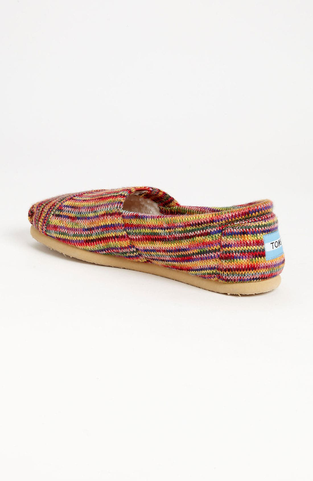Alternate Image 2  - TOMS 'Classic' Knit Slip-On (Women)