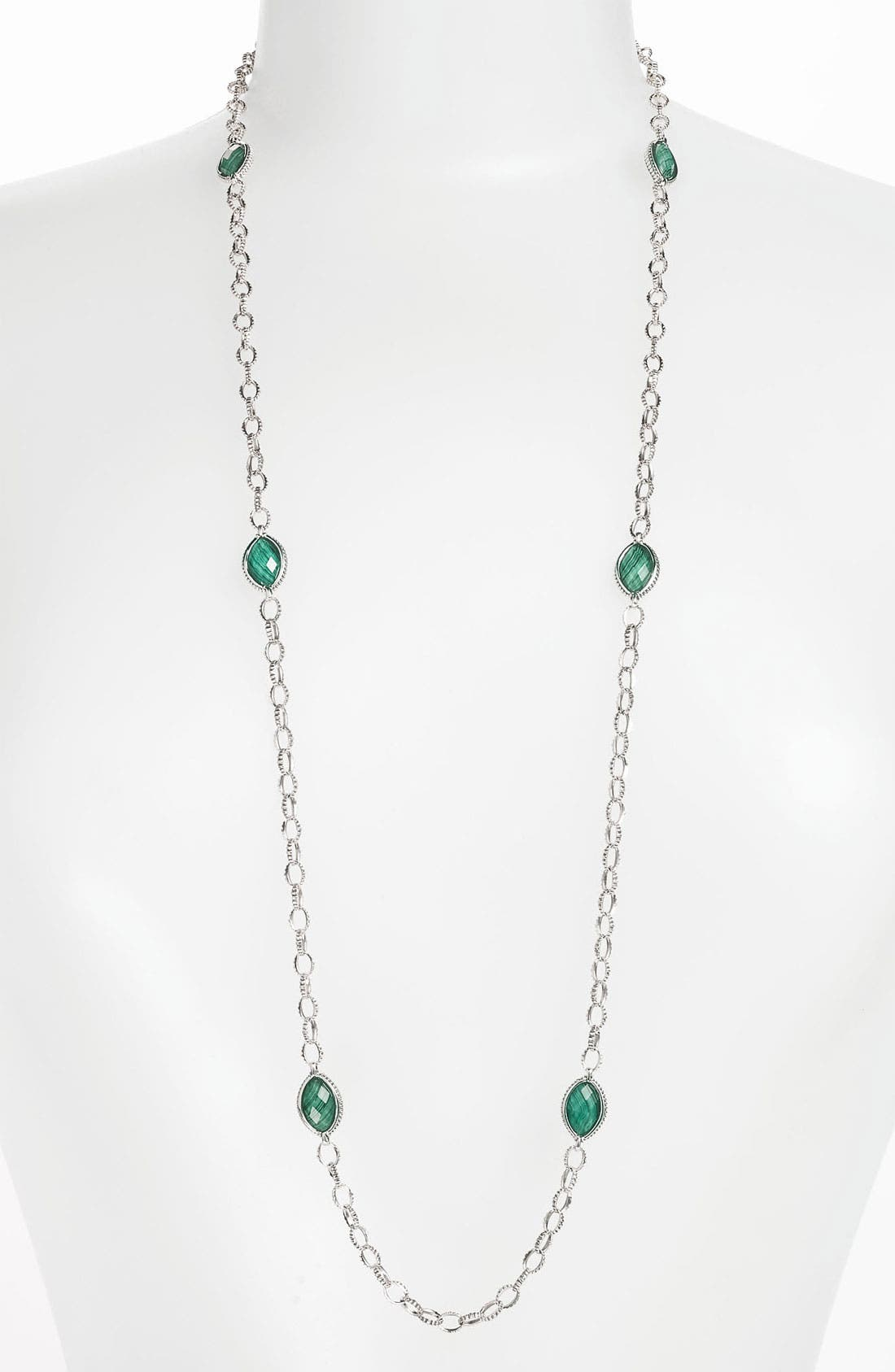 Main Image - LAGOS Long Station Necklace