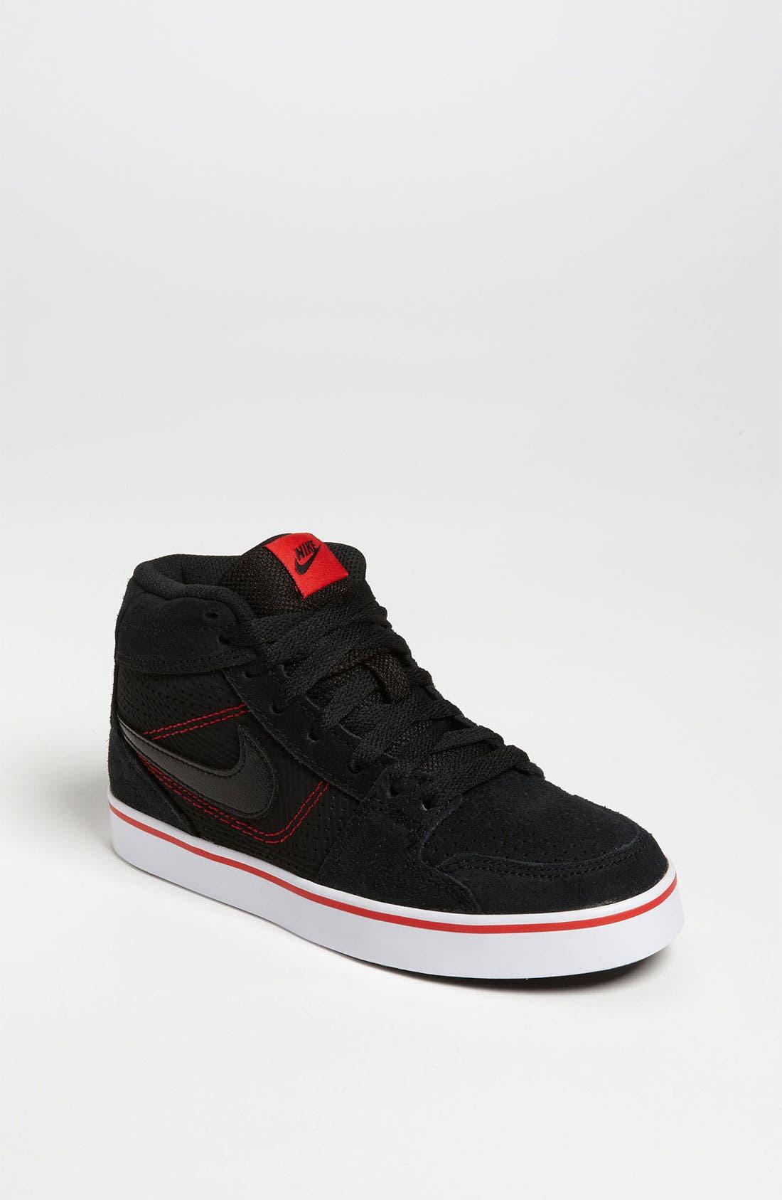 Main Image - Nike 'Ruckus Mid Jr. 6.0' Sneaker (Toddler, Little Kid & Big Kid)