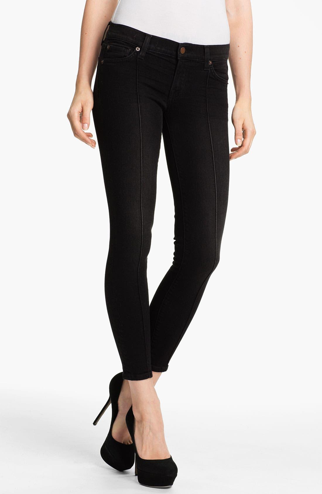 Alternate Image 2  - TEXTILE Elizabeth and James 'Benny' Skinny Jeans