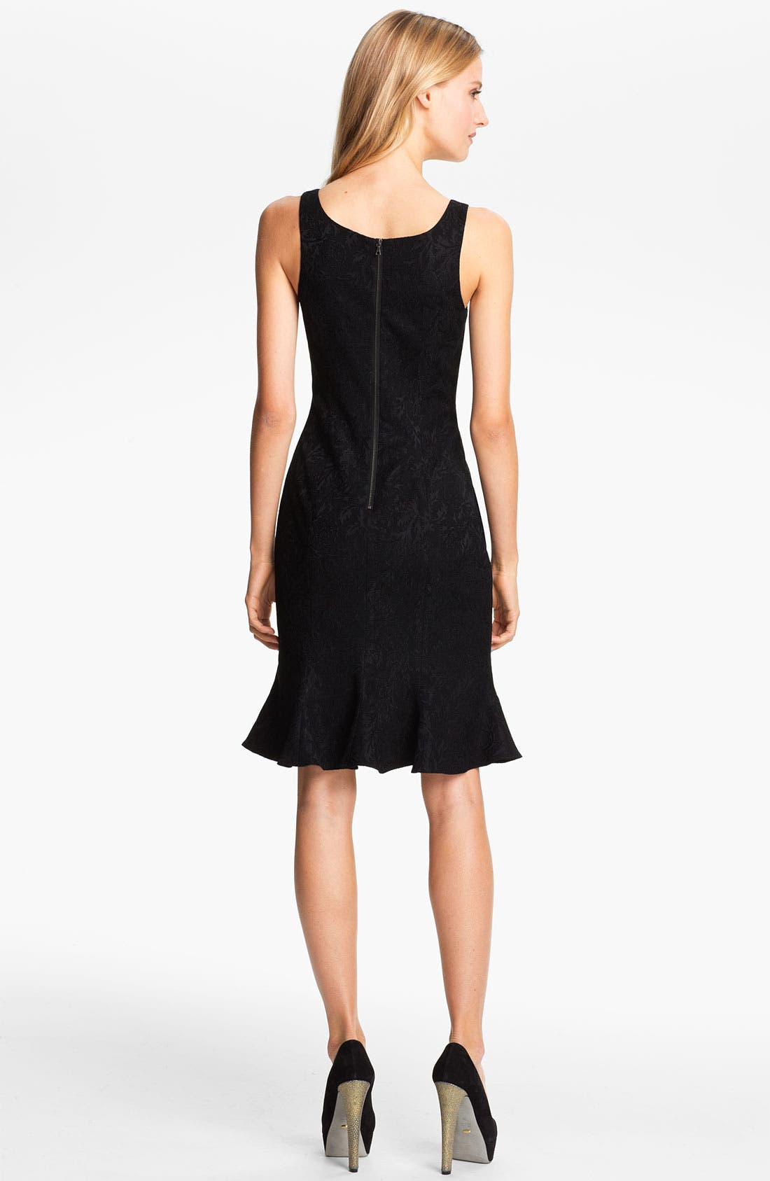 Alternate Image 2  - Jay Godfrey 'Crawford' Jacquard Dress (Nordstrom Exclusive)