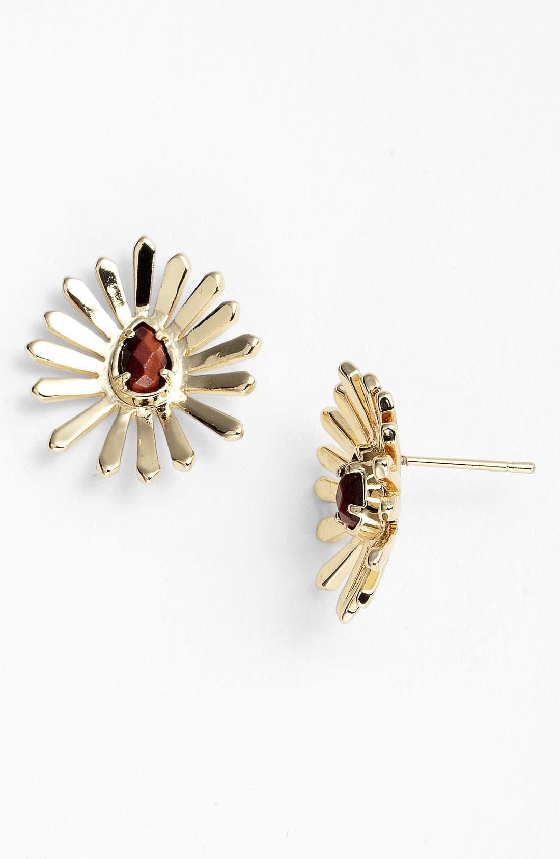 Alternate Image 1 Selected - Kendra Scott Star Stud Earrings