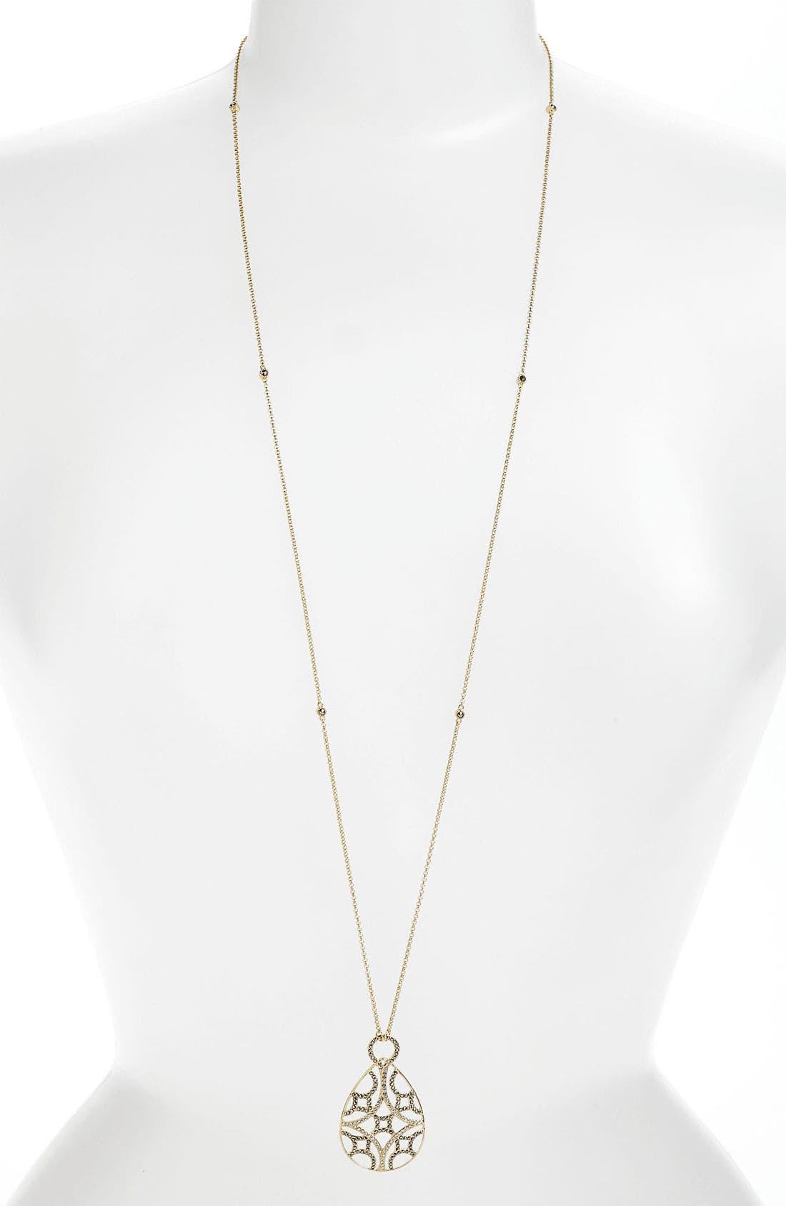 Alternate Image 2  - Judith Jack 'Matrix' Convertible Pendant Necklace