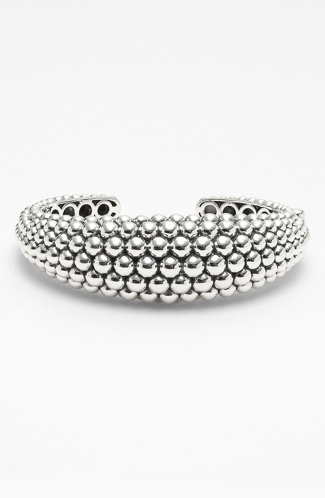 Alternate Image 1 Selected - LAGOS 'Bold' Caviar Cuff