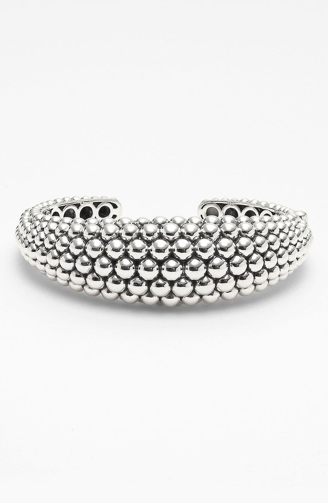 Main Image - LAGOS 'Bold' Caviar Cuff