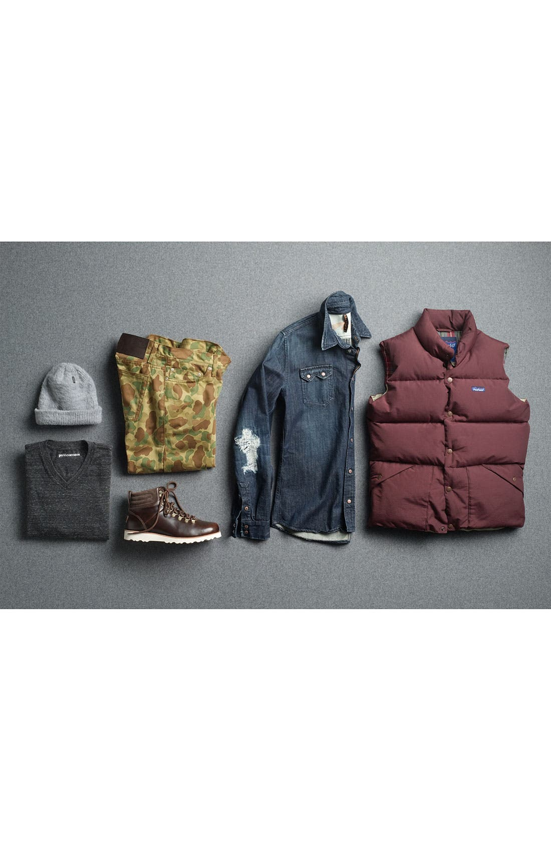 Alternate Image 2  - Penfield 'Outback' Down Vest