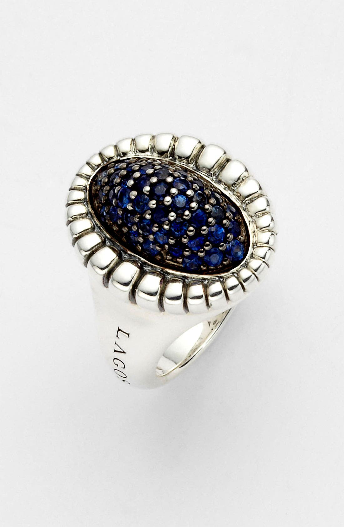 Main Image - LAGOS 'Muse' Medium Fluted Ring (Online Only)