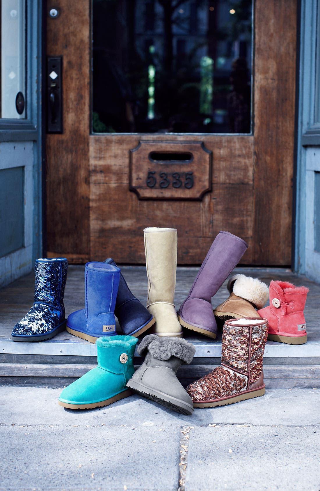 Alternate Image 19  - UGG® 'Classic Short' Boot (Women)