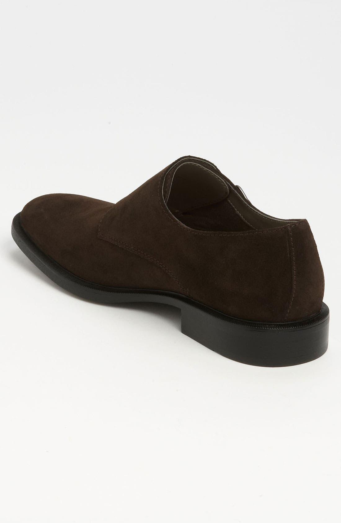 Alternate Image 2  - Calvin Klein 'Russel' Double Monk Strap Slip-On