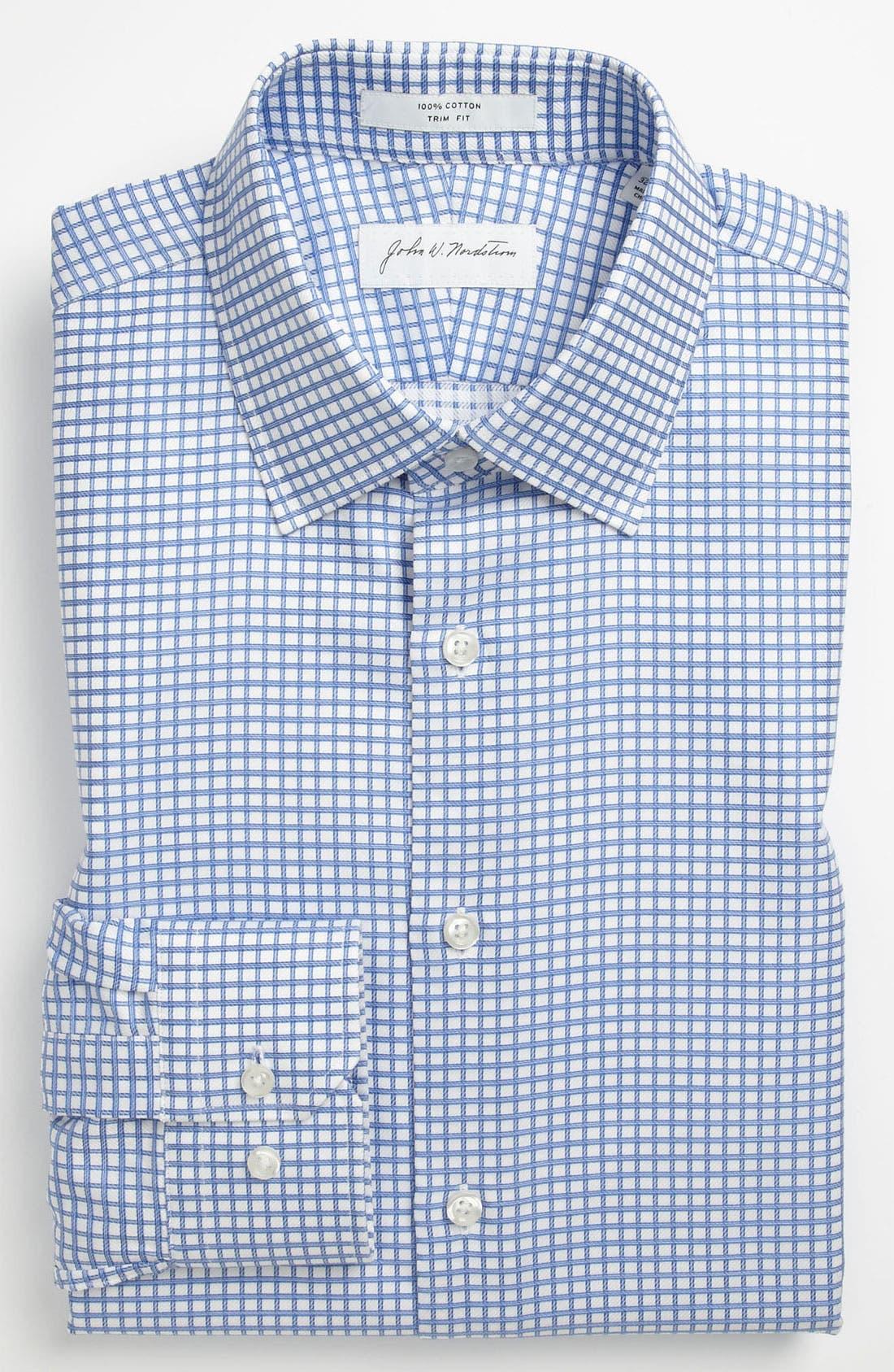 Alternate Image 1 Selected - John W. Nordstrom® Trim Fit Dress Shirt