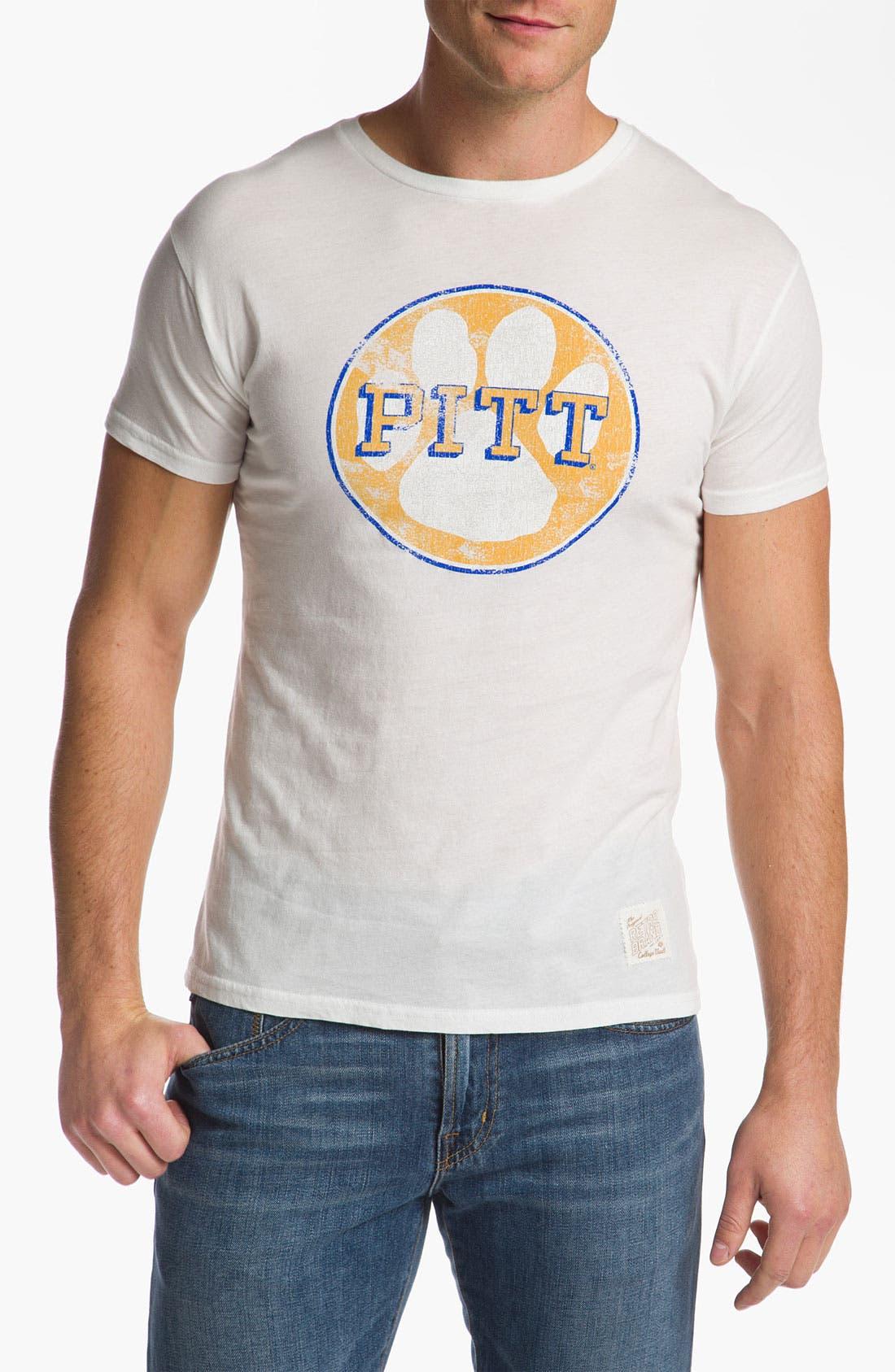Main Image - The Original Retro Brand 'Pittsburg Panthers' T-Shirt
