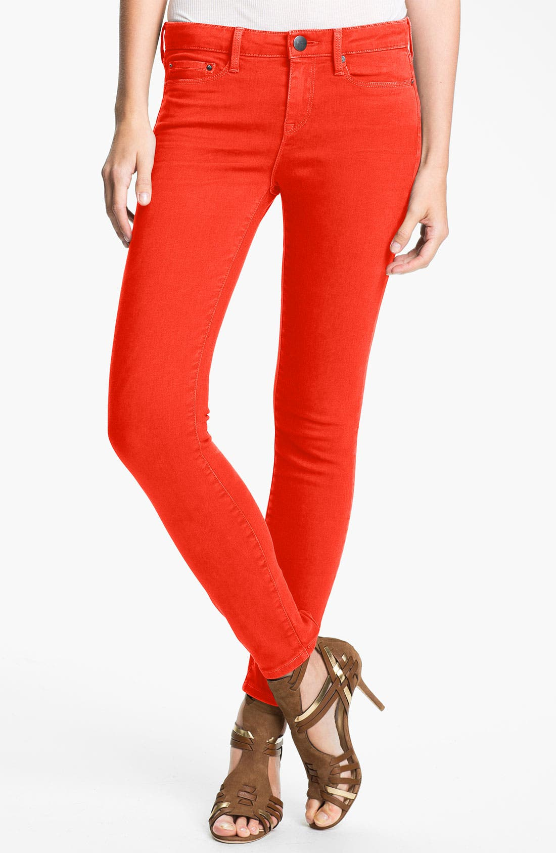 Alternate Image 1 Selected - Vince Skinny Ankle Jeans