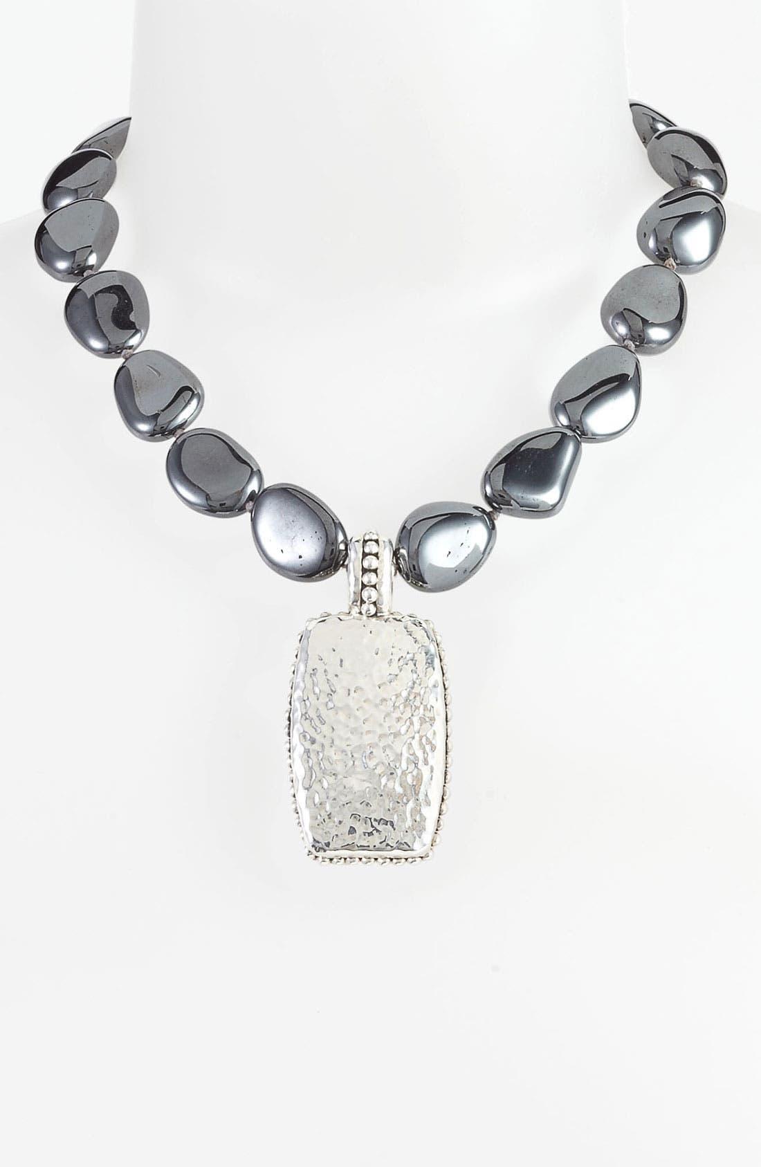 Alternate Image 1 Selected - Simon Sebbag 'Prosecco' Bead Necklace