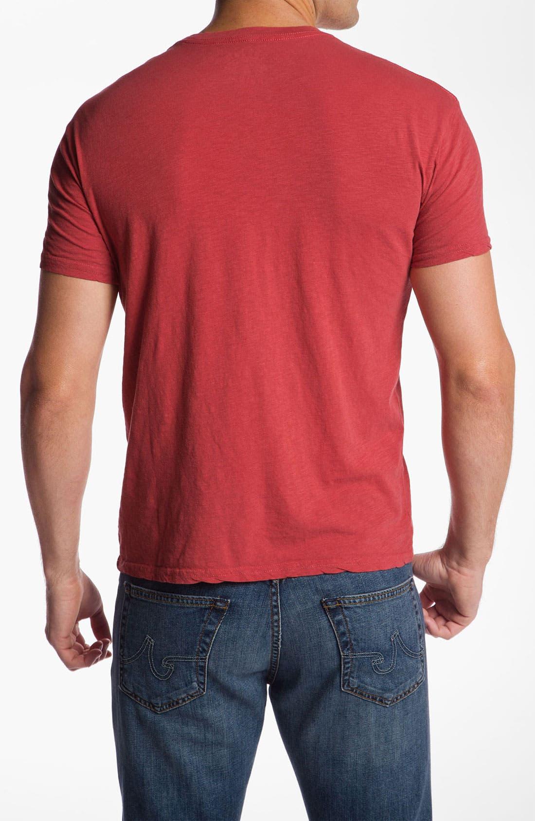 Alternate Image 2  - The Original Retro Brand 'University of Utah' T-Shirt