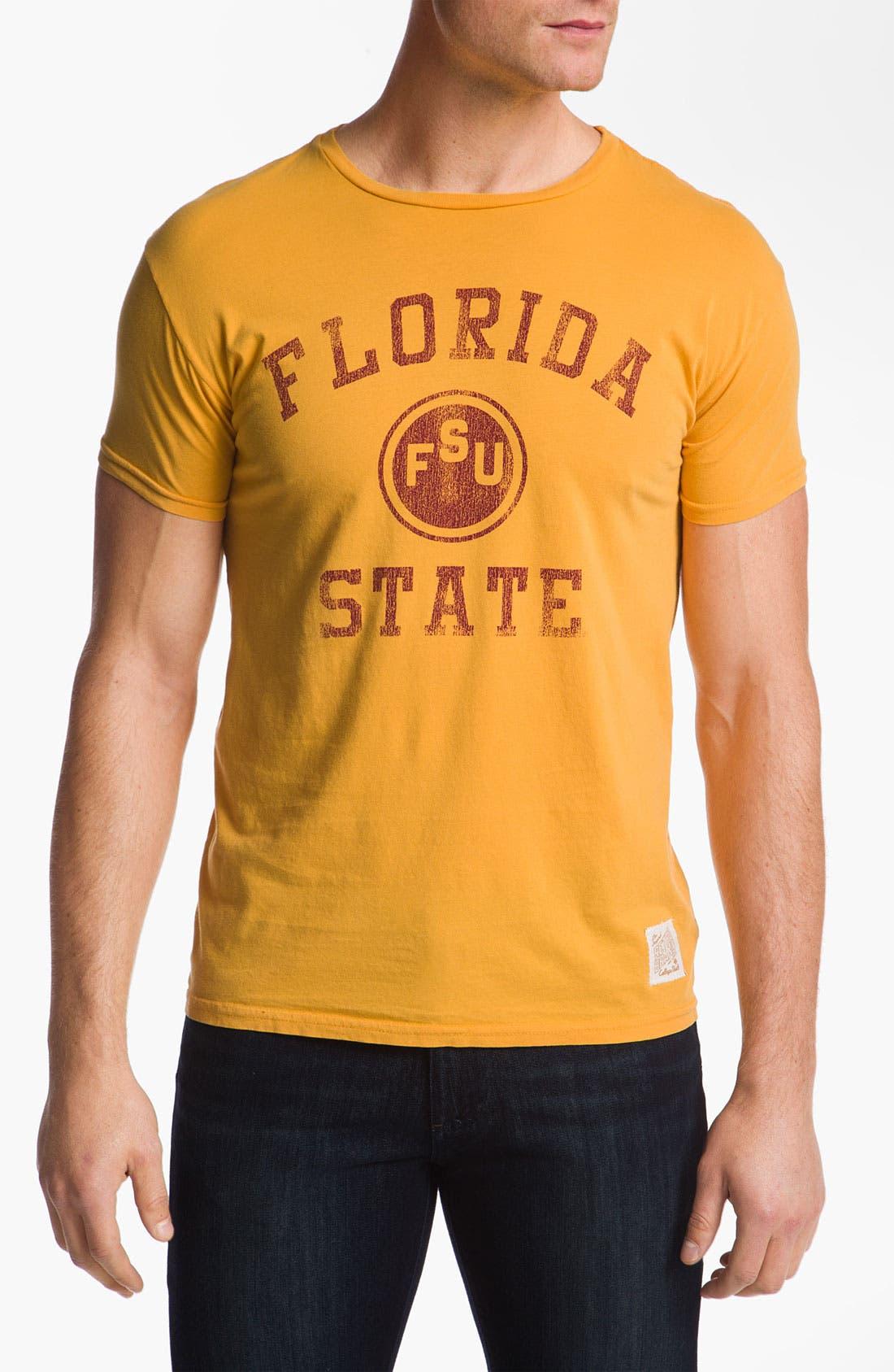 Alternate Image 1 Selected - The Original Retro Brand 'Florida State Seminoles' T-Shirt