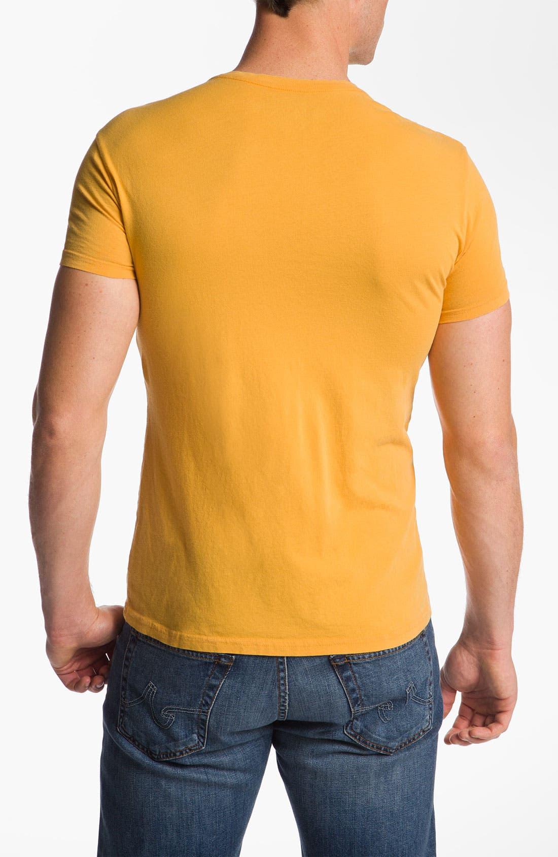 Alternate Image 2  - The Original Retro Brand 'US Navy Midshipmen' T-Shirt